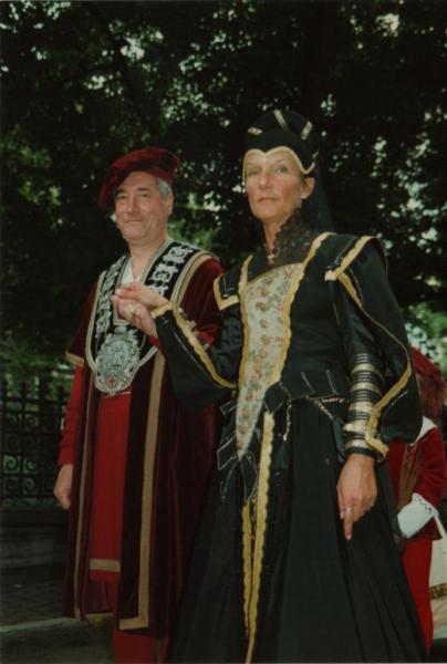 Roy et Dame