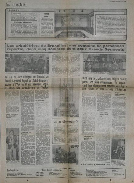 La Lanterne 1986