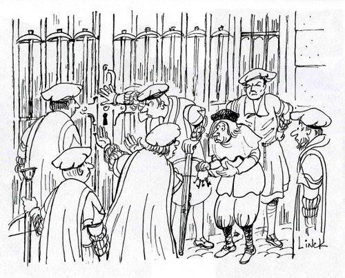 Bataille de Ransbeek, Illustration du chapitre 23