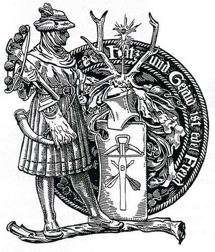Armoiries de chasse de Maximilien Ier