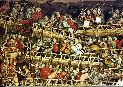 Bataille de Punta Salvatore