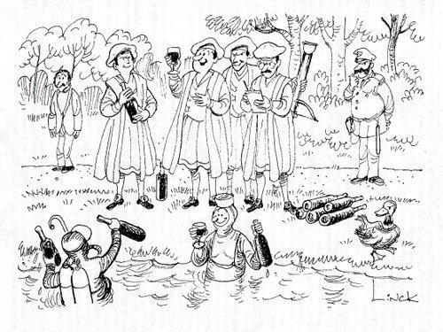Bataille de Ransbeek, Illustration du chapitre 11