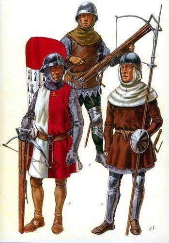 Communiers XIIIe et XIVe siècles
