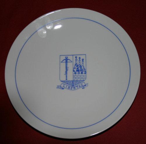 Assiette San Marino