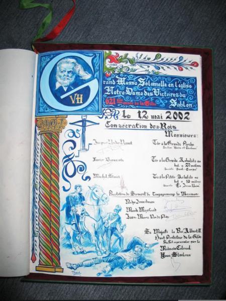 Journée des Roys 2002