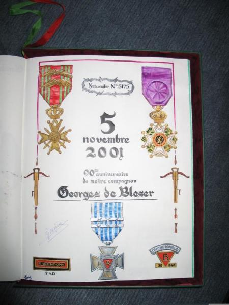 Georges DE BLESER