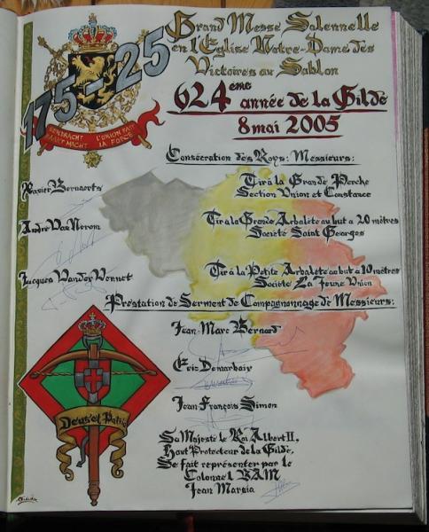 Journée des Roys 2005