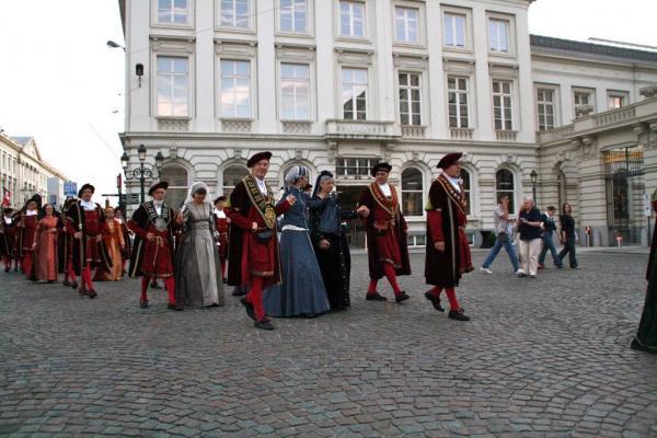 Défilé Place Royale