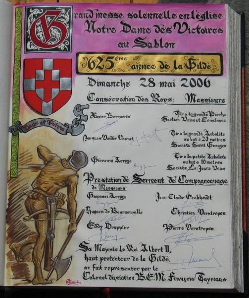 Journée des Roys 2006
