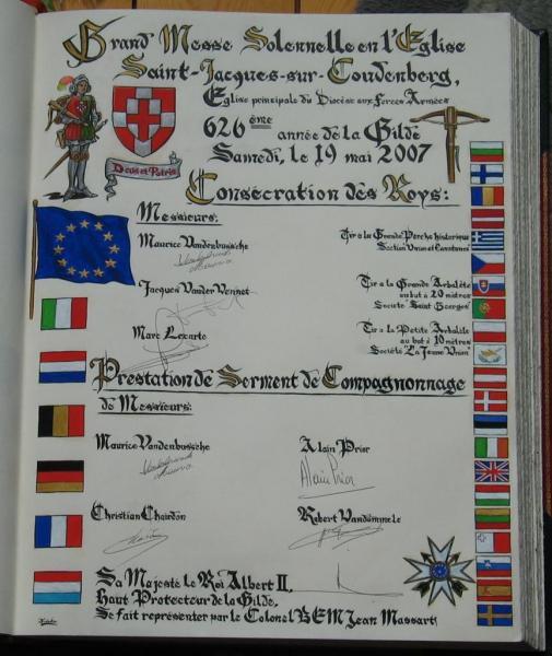 Journée des Roys 2007