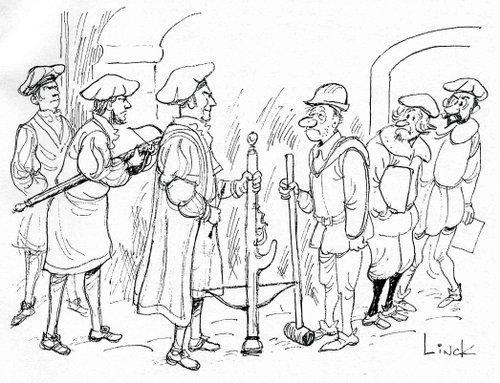 Bataille de Ransbeek, Illustration du chapitre 13