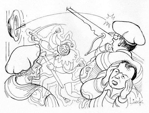 Bataille de Ransbeek, Illustration du chapitre 15
