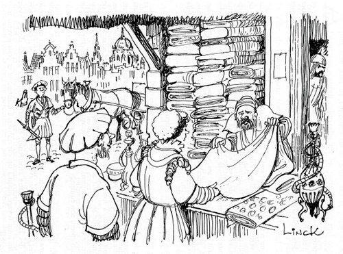 Bataille de Ransbeek, Illustration du chapitre 20