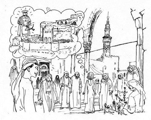 Bataille de Ransbeek, Illustration du chapitre 25