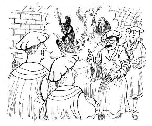 Bataille de Ransbeek, Illustration du chapitre 26