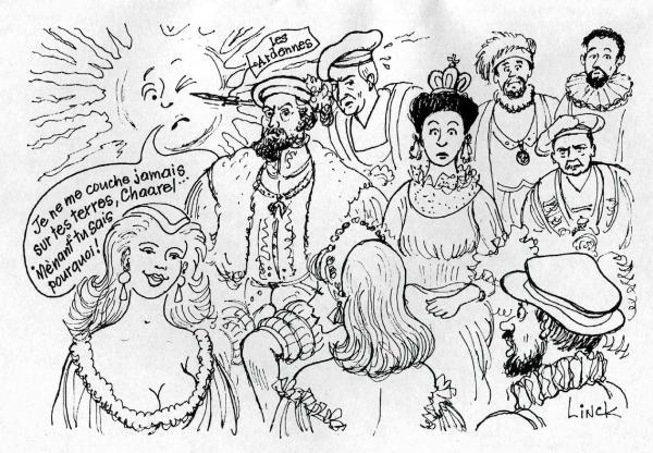 Bataille de Ransbeek, Illustration du chapitre 27