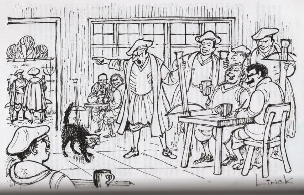 Bataille de Ransbeek, Illustration du chapitre 5