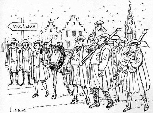 Bataille de Ransbeek, Illustration du chapitre 6