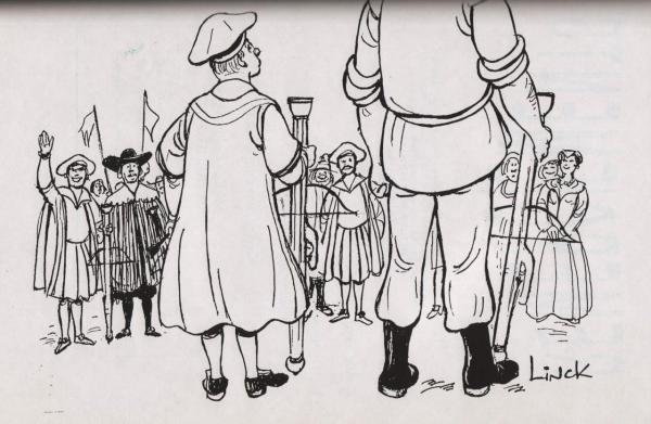 Bataille de Ransbeek, Illustration du chapitre 9