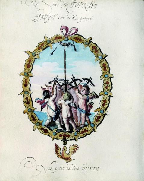manuscrit (Bibliothèque royale)