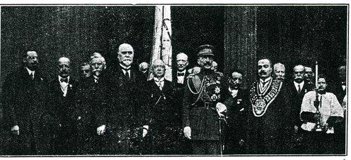 Journée des Roys 1927