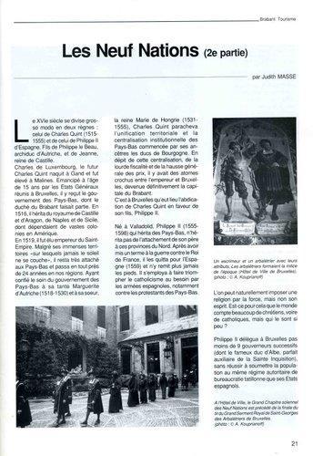 Brabant Tourisme 1994