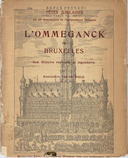 Plaquette de M. VAN DE WIELE (1905)