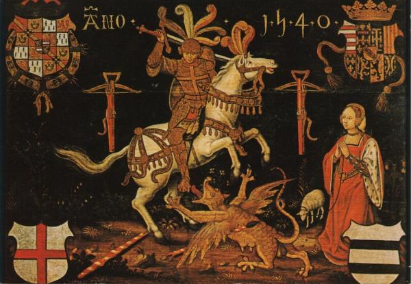St. Georges (XVIème siècle)