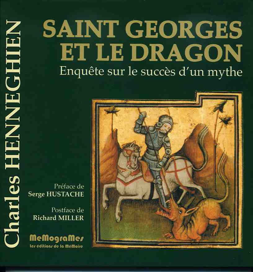 Saint georges et le dragon de charles henneghien